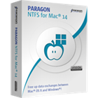 Paragon NTFS for MacDiscount
