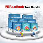PDF & eBook 8 Tools Bundle (Mac & PC) Discount