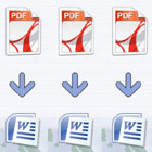 PDF to Word (PC) Discount