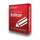 PDF-XChange Editor lets you create, view, edit, and modify PDF documents, even OCR images.