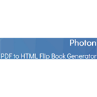 Photon - PDF to HTML Flip Book Generator (PC) Discount