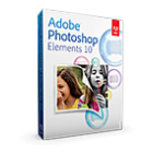 Adobe Photoshop Elements 10 (Mac & PC) Discount