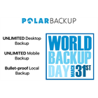 Polarbackup Unlimited (Mac & PC) Discount