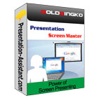 Presentation Screen Master (PC) Discount