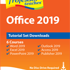 Professor Teaches Office 2019 Tutorial Set Downloads (PC) Discount