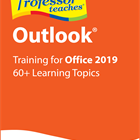 Professor Teaches Outlook 2019 (PC) Discount