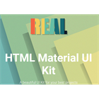 Real Material UI Kit (Mac & PC) Discount