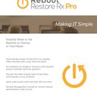 Reboot Restore Rx Pro (PC) Discount