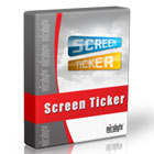 Screen Ticker 2 (Public Display Edition) (PC) Discount