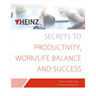 Secrets to Productivity, Work/Life Balance and SuccessDiscount