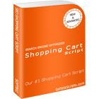 SEO Shopping Cart Script (Mac & PC) Discount