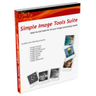 Simple Image Tools Suite personal license (PC) Discount