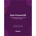 Slack-Powered HRDiscount