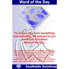 Southside Solutions Word of the Day Windows Bundle 2.0.1 (PC) Discount