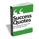 Success Quotes - Foundational Elements for Lasting Success (Mac & PC) Discount