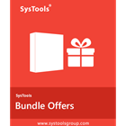 SysTools Bundle Offers (Mac & PC) Discount