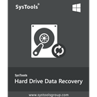 SysTools Hard Drive Data Recovery (PC) Discount
