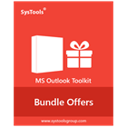 SysTools Outlook for Mac Bundle Offer (Mac OLM Converter + Mac EML Converter + Mac MBOX Converter) (Mac) Discount