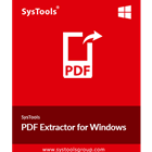 SysTools PDF Extractor (Mac & PC) Discount