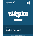 SysTools Zoho Backup Tool (PC) Discount