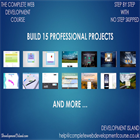 The Complete Web Development Course - Build 15 ProjectsDiscount
