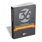 The Essentials of a Documented Content Marketing Strategy: 36 Questions to Answer (Mac & PC) Discount