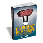The Perfect Human Diet (FREE for a limited time!) Valued at over $8 (Mac & PC) Discount