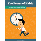 The Power of Habit - 7 Steps to Successful Habits (Mac & PC) Discount