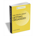 The Truth About Getting OrganizedDiscount