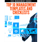 Top 10 Management Templates and Checklists (Mac & PC) Discount