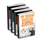 Top Trending Marketing Resources for March 2016Discount