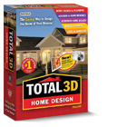Total 3D Home Design Deluxe (PC) Discount
