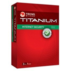 Trend Micro Titanium Internet Security (PC) Discount