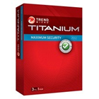 Trend Micro Titanium Maximum SecurityDiscount