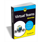 Virtual Teams for Dummies ($17.99 Value) FREE for a Limited Time (Mac & PC) Discount