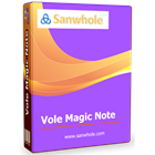 Vole Magic Note Ultimate EditionDiscount