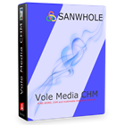 Vole Media CHM Professional EditionDiscount