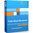 Vole Word Reviewer Professional Edition (PC) Discount