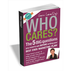 Who Cares? The 5 Big Questions You Need to Ask Before Writing Your Best Ever Marketing PlanDiscount