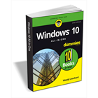 Windows 10 All-In-One For Dummies, 2nd Edition ($19 Value) FREE For a Limited TimeDiscount