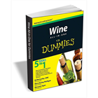 Wine All-In-One For Dummies ($16 Value) FREE For a Limited TimeDiscount
