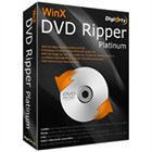 WinX DVD Ripper Platinum (Mac & PC) Discount