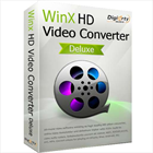 WinX HD Video Converter Deluxe for Win/Mac ($59.95 Value) FREE for a Limited TimeDiscount