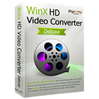 WinX HD Video Converter DeluxeDiscount