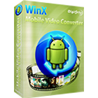 WinX Mobile Video Converter (PC) Discount