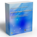 Wise Disk Cleaner 3 Professional (PC) Discount