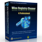 Wise Registry Cleaner 4 Professional (PC) Discount