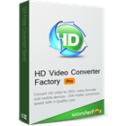 WonderFox HD Video Converter Factory ProDiscount