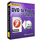 Wondershare DVD to Flash ConverterDiscount