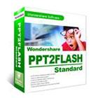 Wondershare PPT2Flash StandardDiscount